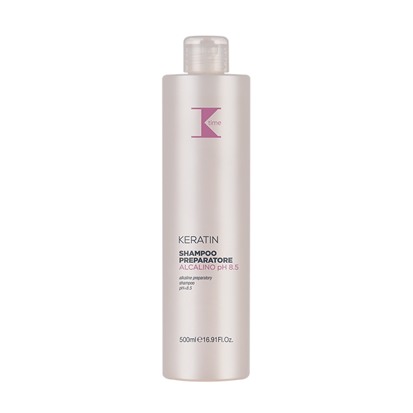 Keratin | Shampoo Preparatore pH 8.5