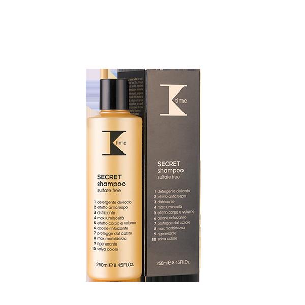Secret | Shampoo senza solfati