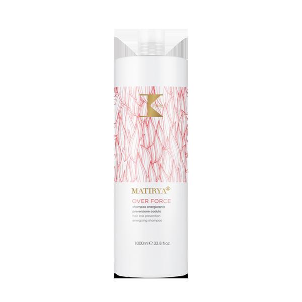 Over Force   Shampoo Energizzante Prevenzione Caduta