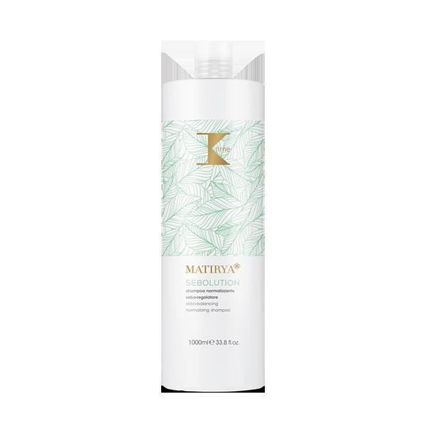 Sebolution   Shampoo Normalizzante Sebo-regolatore